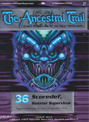 Ancestral Trail Covers 36