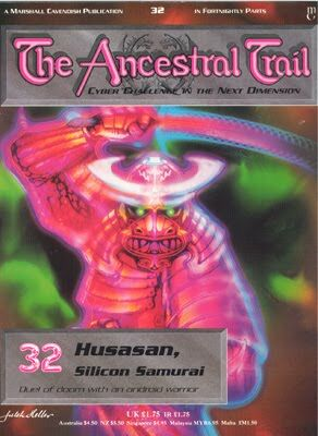 The Ancestral Trail Covers 32
